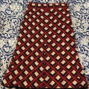 DVF skirt knit size 6